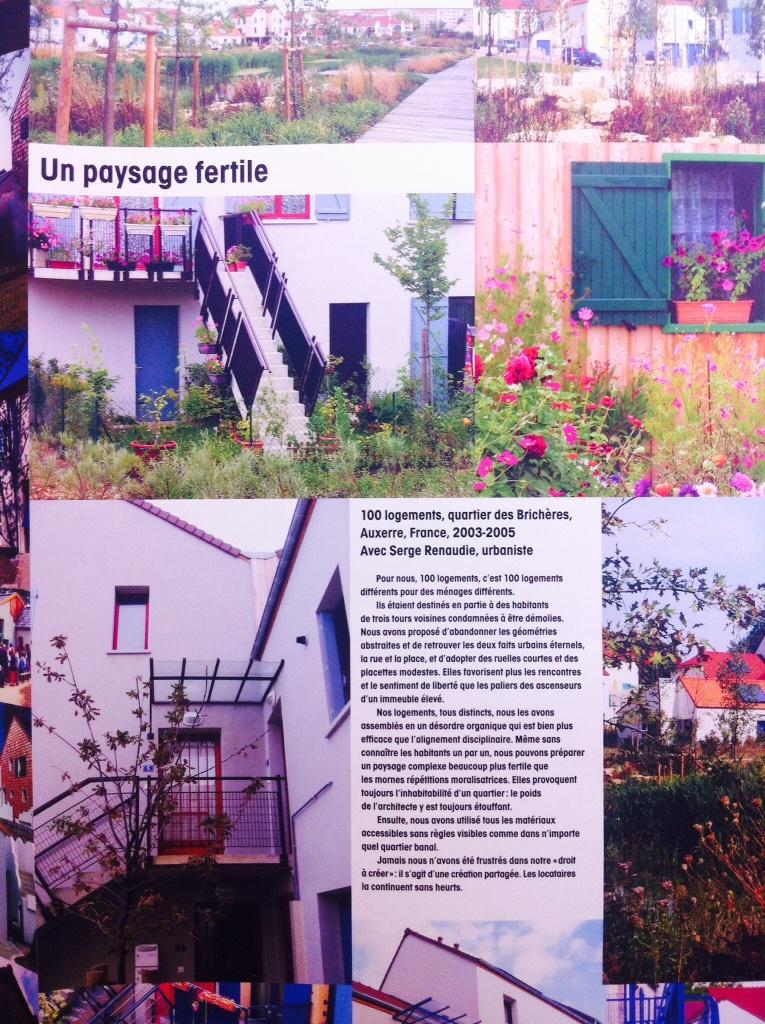 Auxerre, des logements vivants