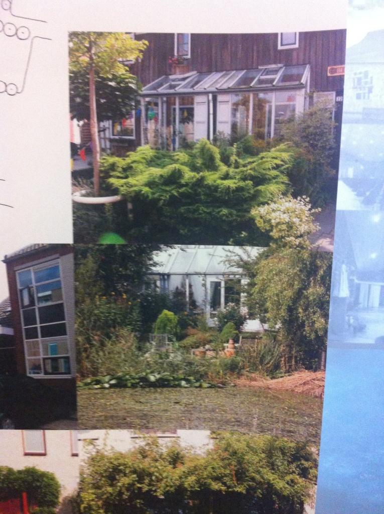 Voici un exemple d'habitat du Projet expérimental écologique aux Pays Bas