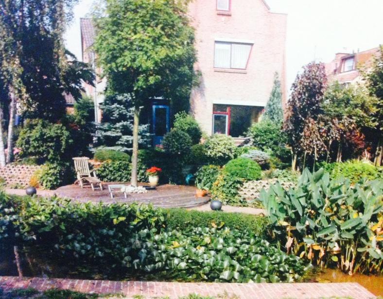 Voici un autre exemple d'habitat du Projet expérimental écologique aux Pays Bas