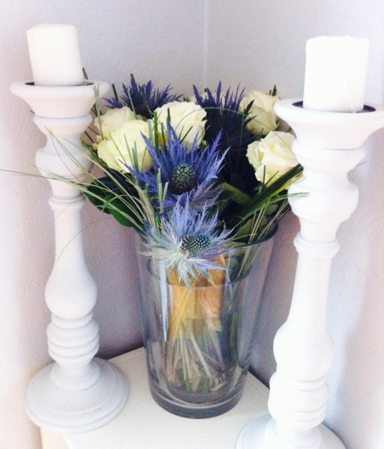 Mon bouquet de fleurs :)