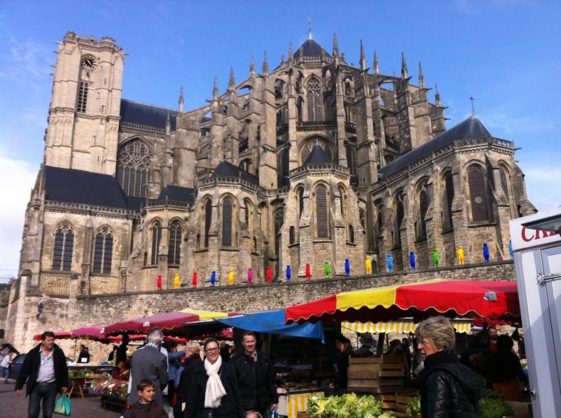 Cathédrale Saint Julien, Le Mans
